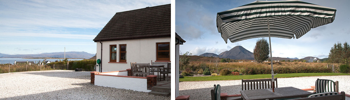 5 star self catering accommodation Isle of Skye